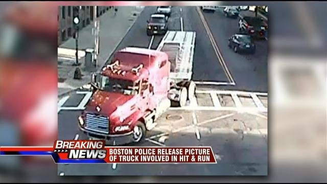 Bicyclist struck and killed at busy intersection in Boston