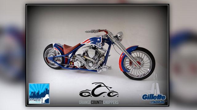 Orange County Choppers Chopper Bike Orange County Choppers Bike