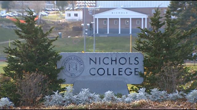 Nichols College Football Team Nichols College Baseball Team